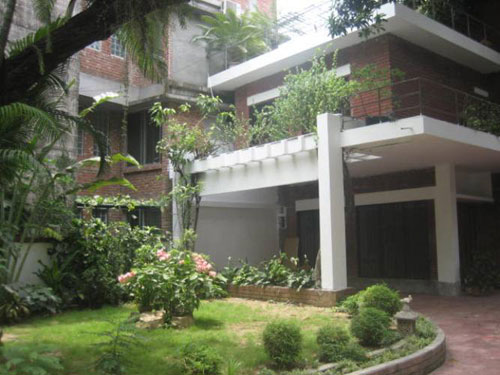 Exclusive Individual House Rent in Gulshan - 2